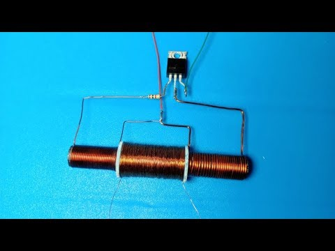 High voltage generator , How to make Inverter using Mofet IRFZ44N 3.7V to 1000V+