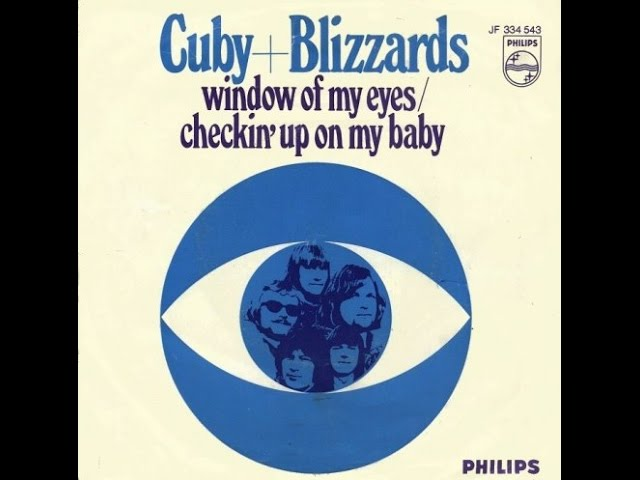 Cuby And The Blizzards Windows Of My Eyes