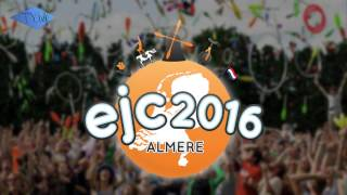 EJC 2016 Almere - European Juggling Convention Almere