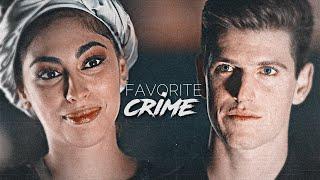 Guzman & Nadia | Favorite Crime (+ short story)