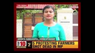 PC Mohan talks about Varthur lake issue to India Today.