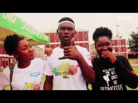 1ère édition Abidjan Music-Fitness, un reportage complet de Akody