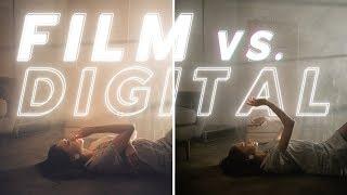Film Vs. Digital Photography (+ Giveaway)