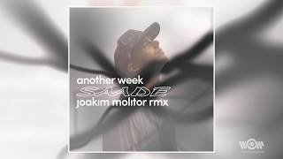 Eric Saade - Another Week (Joakim Molitor remix) | Official Audio