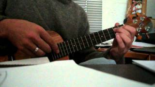 Ukulele Flamenco - introduccion por solea