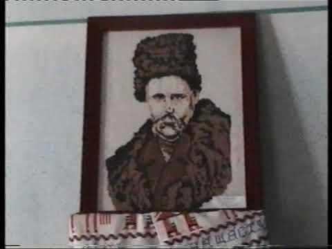 День открытых дверей СШ № 5 Синельниково. 17.04.2001. часть 1