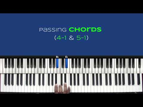 Passing Chords Lesson (Basic)