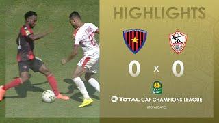 CL CAF : Primeiro de Agosto 0-0 Zamalek SC