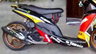 Hmongbuynet Yamaha Mio Replica By Team West Jons Design - Mio decalsmiomodified by boyong luzano apalit pampanga youtube