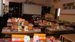 Първият учебен ден, 54 СОУ, 2012