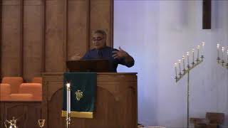 """""""The Authority to Forgive!""""; Scripture Readings: Matthew 28:18-20 and Mark 2:1-12; Rev. Dr"""