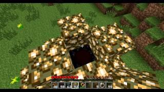 Minecraft: Infinite buildcraft energy!