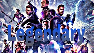 Avengers Endgame (Legendary) Tribute