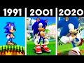 Evolu o Incr vel Do Sonic
