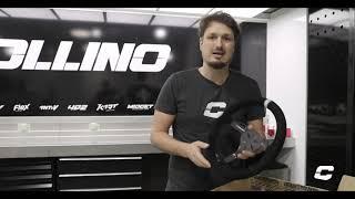 Veloce R W steering wheel by Collino (español)