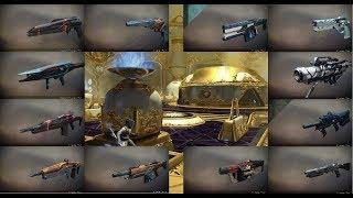 Destiny 2 Новенькие(стандартной версии игры), это ТОП оружие для Вас!