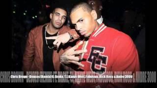 Chris Brown - Deuces (Remix) Ft. Drake, T.I., Kanye West, Fabolous, Rick Ross & Andre 3000