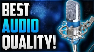 HOW TO MAKE YOUR MIC SOUND PROFESSIONAL IN AUDACITY 2017! PERFECT AUDACITY SETTINGS 2017/2018 [EASY]
