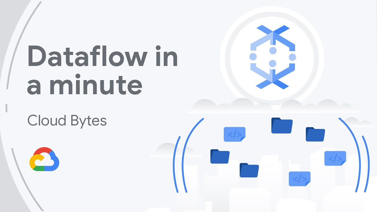 Dataflow is a fully managed streaming analytics service that minimizes latency, processing time, and cost through autoscaling and batch processing. In this video, learn how it can be used to deploy batch and streaming data processing pipelines.