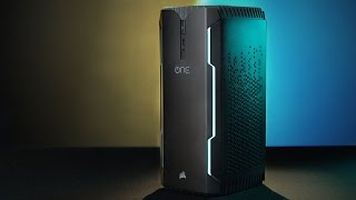 "GAMING PC from CORSAIR - Is it ""The One?"""