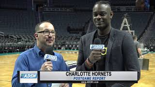 Hornets Top Knicks with Balanced Attack | #hornets (VIDEO)