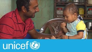 Tips on what to feed infants and young children | UNICEF