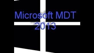 חלק ראשון בסדרת מדריכים - כיצד להתקין שרת הפצות חינמי - MDT 2013?