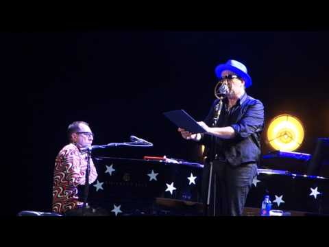 , title : 'Elvis Costello & Steve Nieve - Boy With a Problem - Providence - 7.25.17'