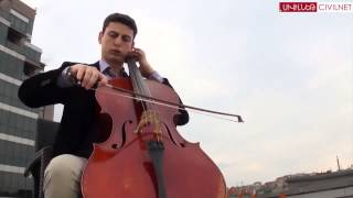 Narek Hakhnazaryan plays Bach - Sarabande (Suite No.3)