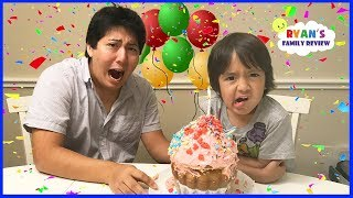 Daddys Surprise Birthday Disaster With Ryans Family Review!