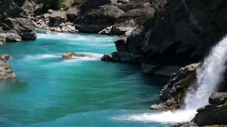 River Sounds 3 hours, River Sounds for Sleeping, Relaxing, White Noise, Studying, Block Noise