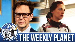James Gunn Returns & Avengers: Endgame Trailer 2 - The Weekly Planet Podcast