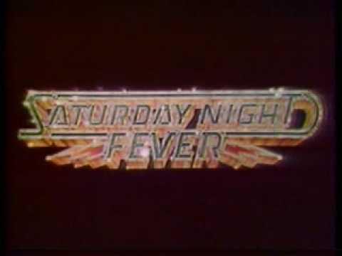 Video trailer för John Travolta is Tony Manero 1978