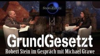 GrundGesetzt – Robert Stein im Gespräch mit Michael Grawe