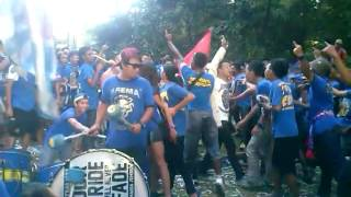 Aremania GBK JAKARTA2