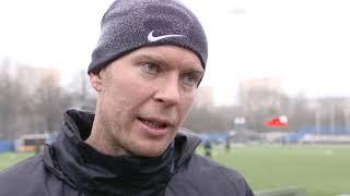 AIK:   2019-03-08 Per Karlsson Inför Kvartsfinalen Mot Öster