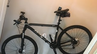 Velo Wall Post Bicycle Storage Rack By Feedback Sports  Product Review