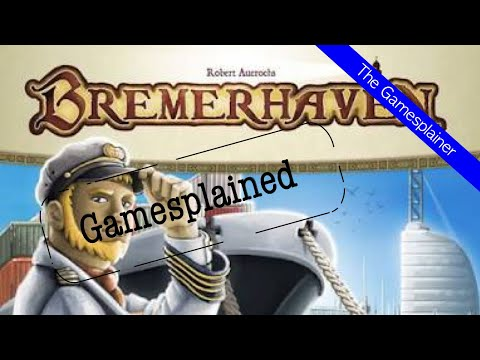 Bremerhaven Gamesplained - Introduction