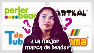 Pixelexip 18 :: ¿La mejor marca de Beads? ¡Perler, Artkal, de Tubito y Hama puestas a prueba!