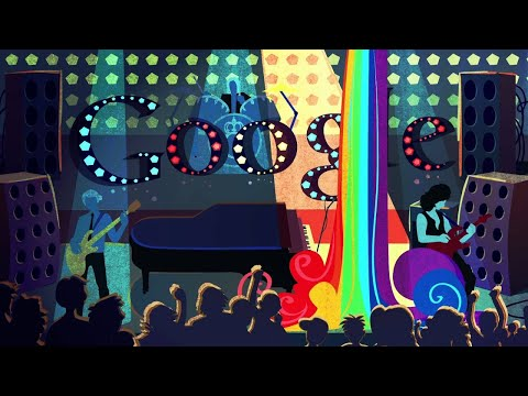 Google vzdává poctu Freddiemu Mercurymu