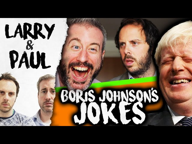 Boris Jokes!