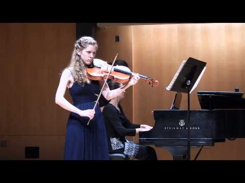 Sonata for Viola and Piano, Op. 11, No. 4 - Paul Hindemith I. Fantasie II. Thema mit Variationen III. Finale (mit Variationen)