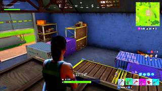 Fortnite Early Access With First Solo Victory