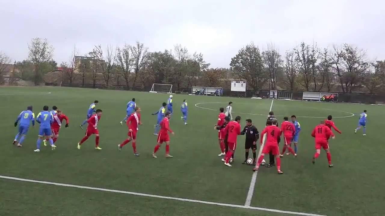 Топ-Лига-2016. Матч#56 Ала-Тоо – Алга 0:2
