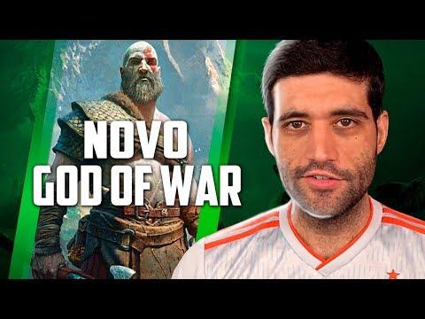 O desastre que foi Anthem e o novo God of War em desenvolvimento?