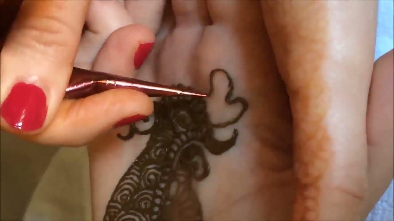 full arm bridal mehndi design by bellas mehndi berlin