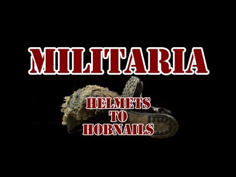 º× Free Streaming Militaria: Helmets to Hobnails