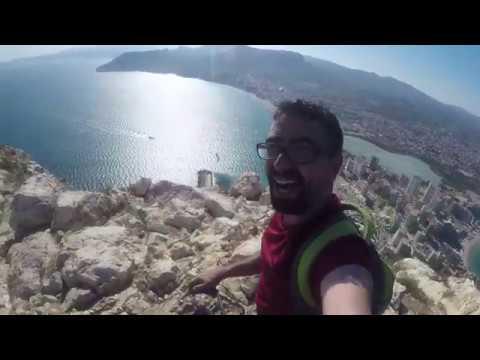 Rutas por Alicante: Peñón de Ifach - Calpe