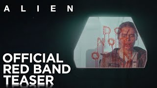 VIDEO: ALIEN 40TH ANNIVERSARY SHORTS – Red Band Teaser