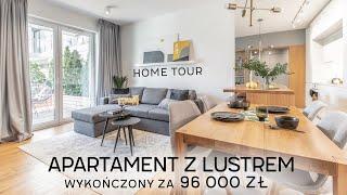 Mieszkanie Pełne Przemyślanych Rozwiązań | HOME TOUR